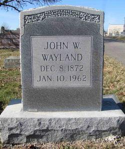 John Walter Wayland