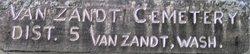 Van Zandt Cemetery