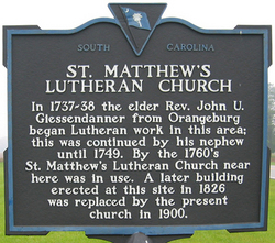 Saint Matthews Lutheran Church