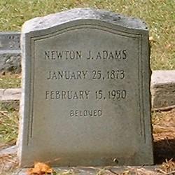 Newton J Adams