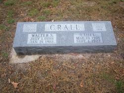 Ethel Fannie <i>Walters</i> Crall