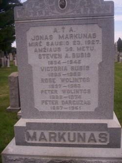 Jonas Markunas