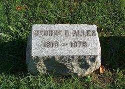 George D Allen