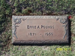 Effie Ann Pounds