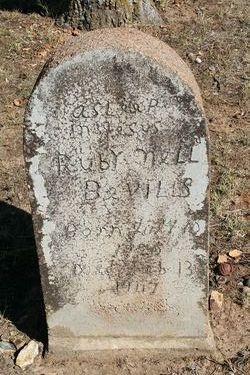 Ruby Nell Bevill