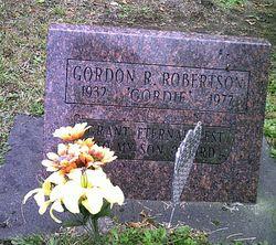 Gordon R. Gordie Robertson