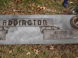 Benton Oscar Addington
