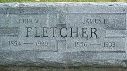 John W Fletcher