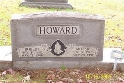 Mossie <i>Mullins</i> Howard