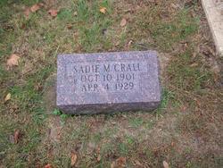 Sadie M. Crall