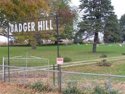 Badger Hill Cemetery