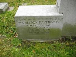 Ira Nelson Davenport