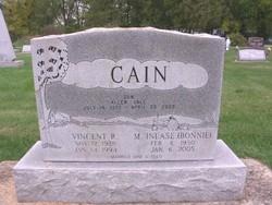 M. Inease Bonnie <i>Spear</i> Cain