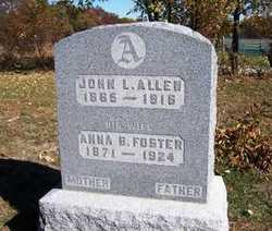 Anna Bell <i>Foster</i> Allen