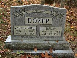 Henry Dozer
