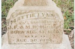 Mattie Lynn Matthews