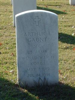 Arthur Ludy Gaunt