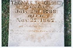 Thomas Lewis Gilmer