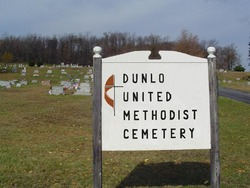 Dunlo United Methodist Cemetery