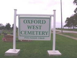 Oxford West Cemetery