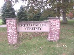 Oxford Catholic Cemetery
