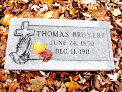 Thomas D. Bruyere