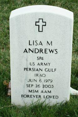 Spec Lisa Michelle Andrews
