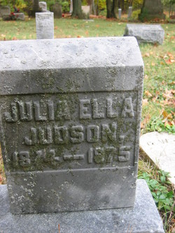 Julia Ella Judson
