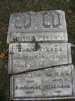 Elizabeth Mary Judson