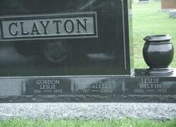 Gordon Leslie Clayton
