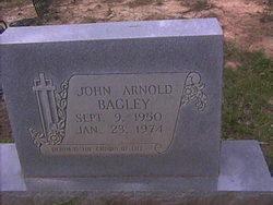 John Arnold Bagley