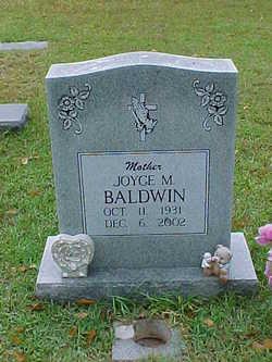 Joyce M. Baldwin
