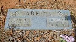 Earl Hobson Adkins