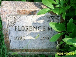 Florence Marie Bell