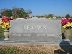 Myra Agnes <i>Douthit</i> Brown