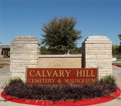Calvary Hill Cemetery and Mausoleum