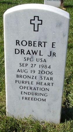 Spec Robert E. Drawl, Jr