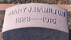 Mary Jane <i>Bowen</i> Hamilton