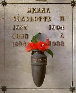 Charlotte Leimomi Momi <i>Huihui</i> Akana
