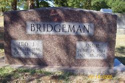 Edd J. Bridgeman