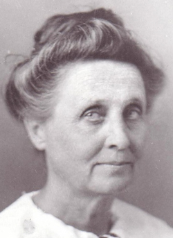 Alma Rachel <i>Sanders</i> Thayer
