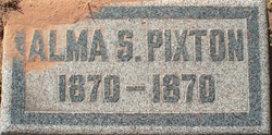 Alma Silcock Pixton