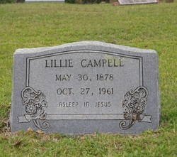 Lillie Campbell