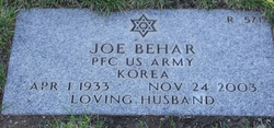 Joseph Behar