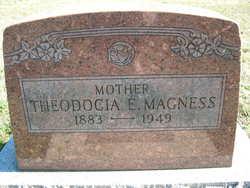 Theodocia Ernest <i>Parish</i> Magness