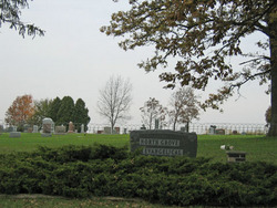 North Grove Evangelical Cemetery