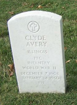 Pvt Clyde Avery