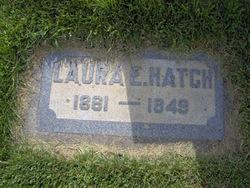 Laura Victoria <i>Ellis</i> Hatch