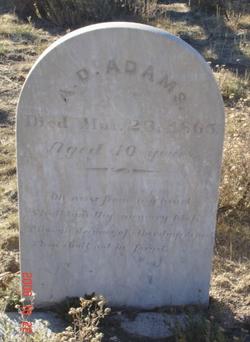 Abraham D. Adams