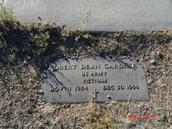 Robert Dean Gardner